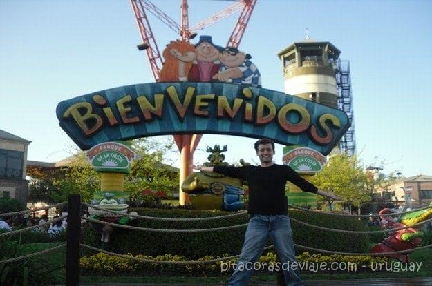 Bienvenidos al Parque de la Costa