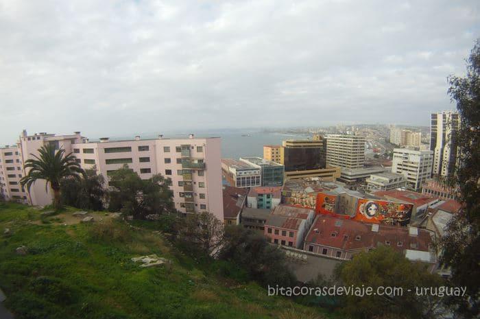 Panoramica Valparaiso